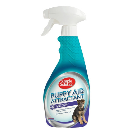 Simple Solution Puppy Aid Training Spray, 16oz