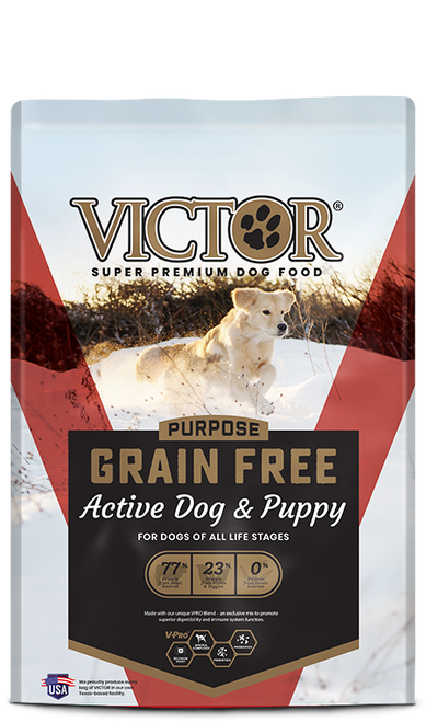 Victor Grain-Free Active Dog & Puppy