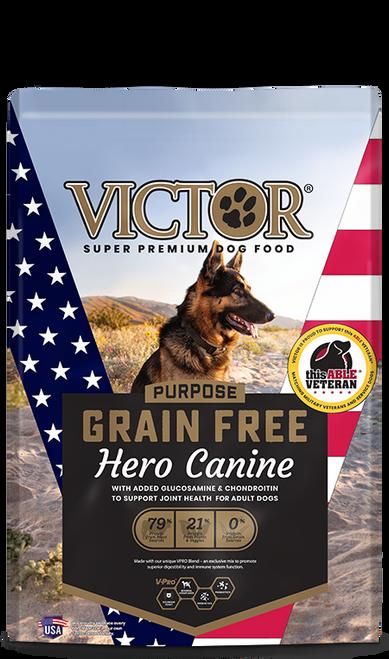 Victor Grain-Free Hero Canine