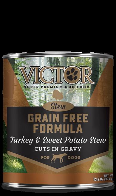 Victor Grain Free Turkey & Sweet Potato, 13.2oz