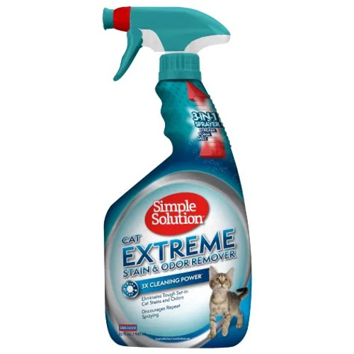 Simple Solution Cat Extreme Stain & Odor Remover