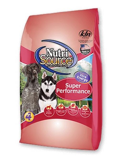 NutriSource Super Performance, 40lb