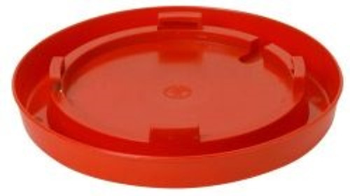 Miller Plastic Poultry Water Base, 1 gallon