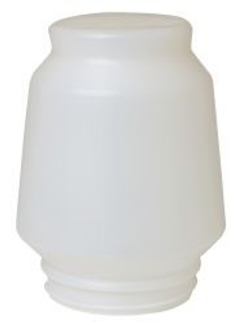 Miller Plastic Screw On Poultry Water Jar, 1 gallon