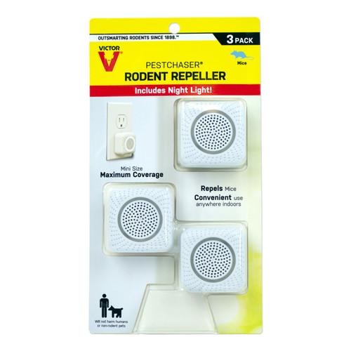 Victor Pestchaster Rodent Repeller, 3pk