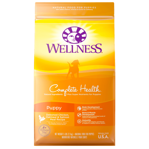 Wellness Complete Health Puppy, 30lb