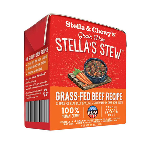 Stella and Chewy's Stew Beef, 11oz