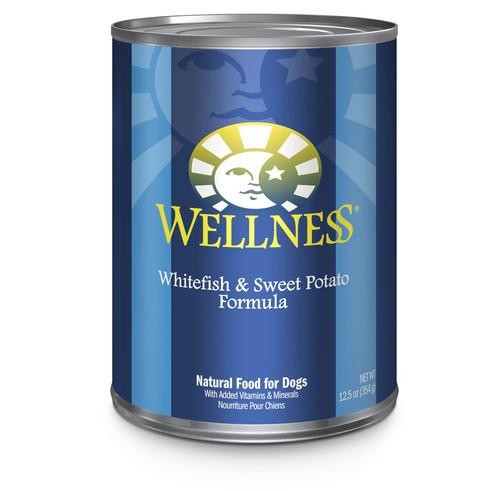 Wellness Complete Health  Whitefish & Sweet Potato, 12.5oz