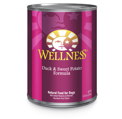 Wellness Complete Health Duck & Sweet Potato, 12.5oz