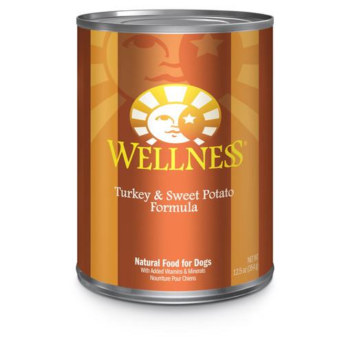 Wellness Complete Health Turkey & Sweet Potato, 12.5oz