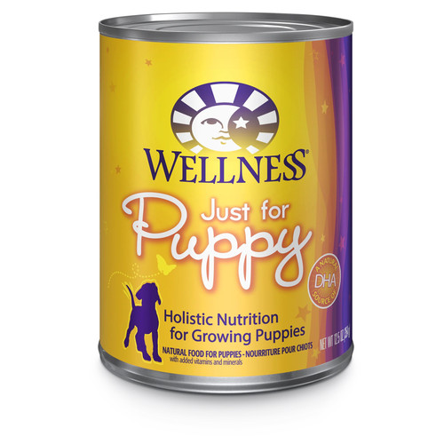 Wellness Complete Health Just For Puppy, 12.5oz