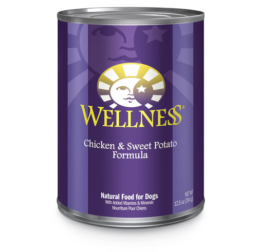Wellness Complete Health Chicken & Sweet Potato, 12.5oz