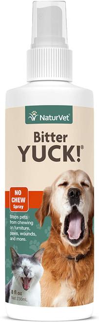 NaturVet Bitter Yuck!, 8oz