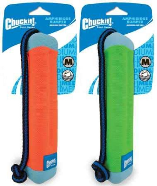 Chuckit! Amphibious Bumper Floating Dog Toy