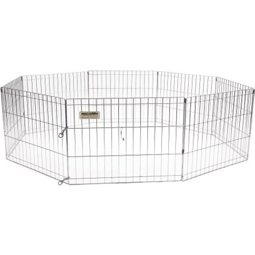 Precision Pet Exercise Pen For Dogs