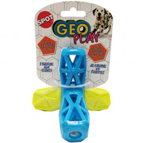 Ethical Pet Geo Play Dual Texture Jack