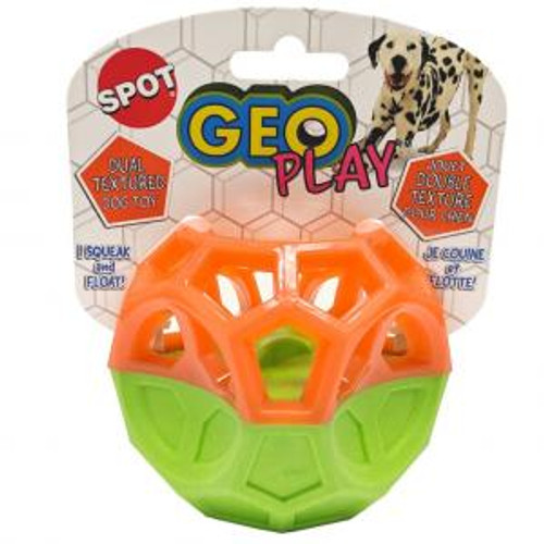 Ethical Pet Geo Play Dual Texture Cube