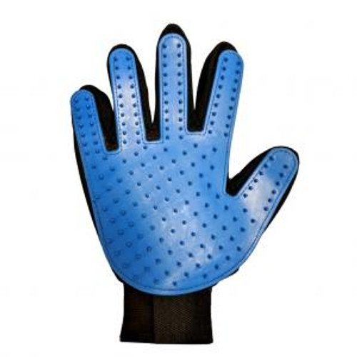 """Ethical Pet Spot Grooming Glove, 9"""""""