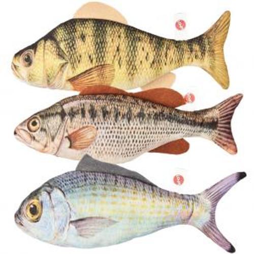 Ethical Pet Hug N Kick Gone Fishin Assorted