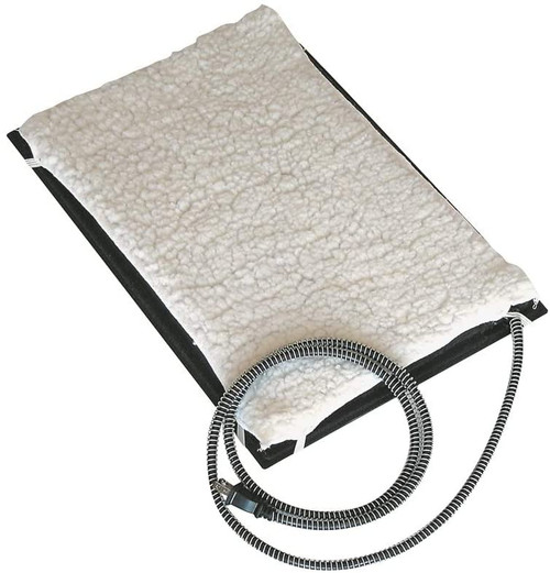 Small Heated Pet Mat, 13x19""