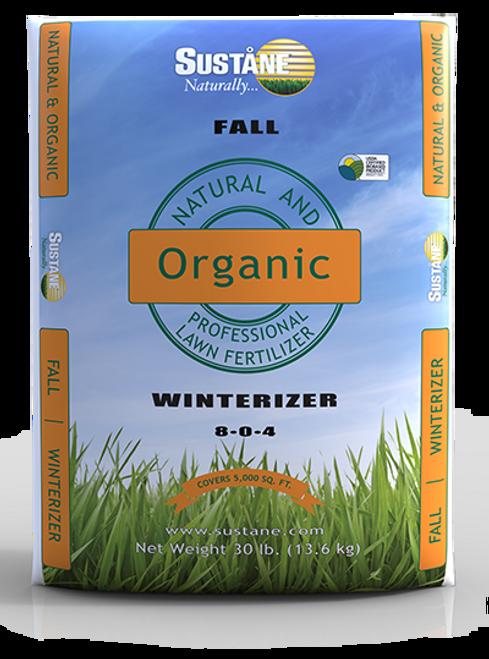 Sustane Fall Winterizer 8-0-4, 30lb