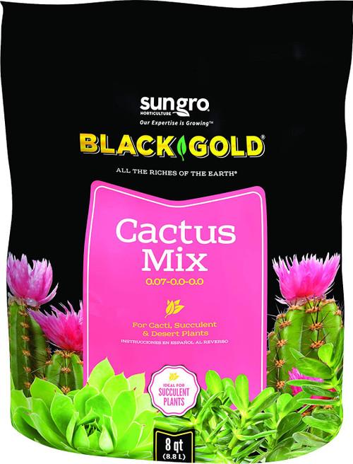 Black Gold Cactus Mix, 8 qt