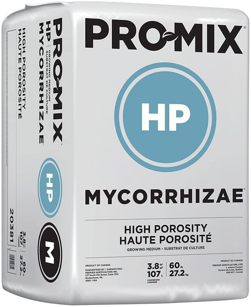 Pro Mix HP + Mycorrhizae, 3.8cf