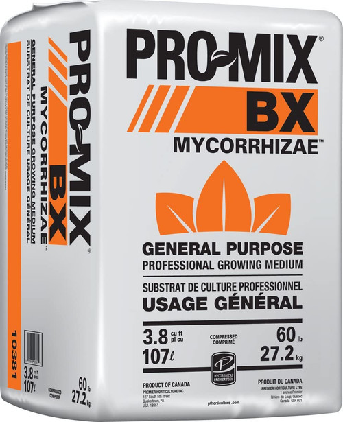 Pro Mix BX+ Mycorrhizae, 3.8cf