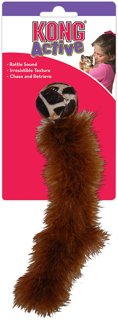 Kong Cat Active Wild Tails Assorted
