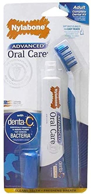 Nylabone Advanced Oral Care Kits Assorted Ages, 2.5oz