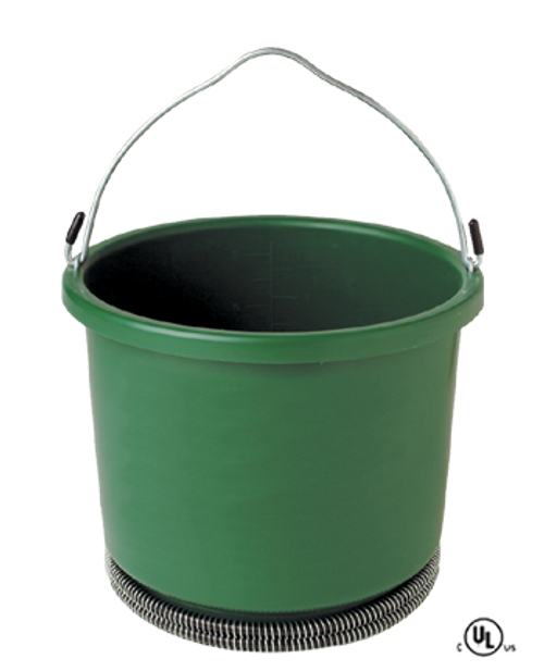 2 Gallon Heated Bucket