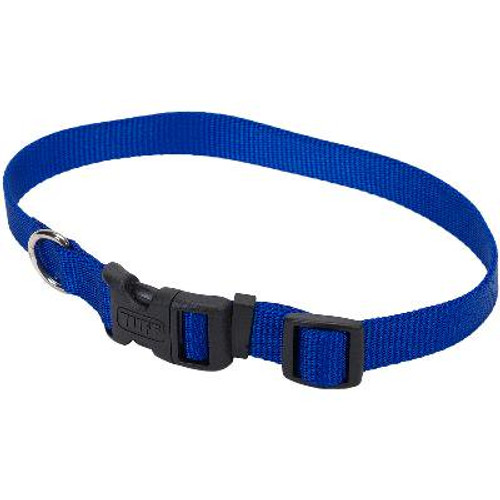 "Tuff Nylon Adjustable Collar 3/4"" Medium, 14 - 20in"