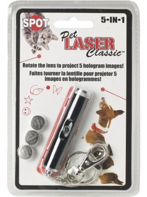 Ethical Pet Classic 5IN1 Hologram Laser
