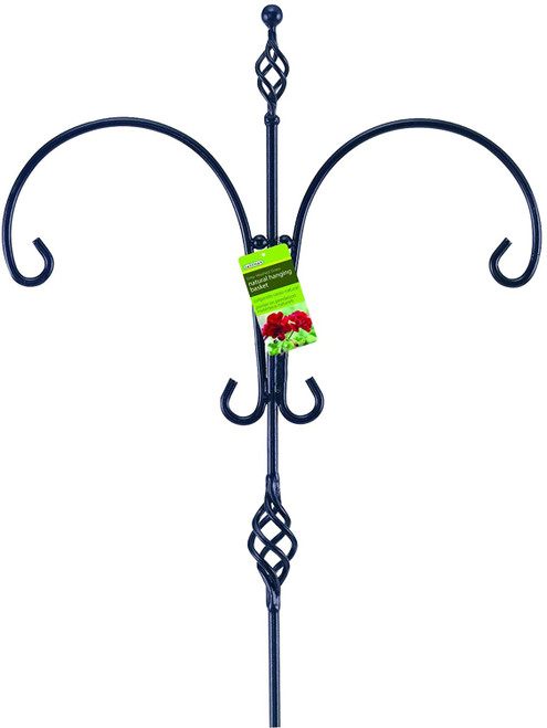 Gardman Barley Twist Double Shepherd Hook