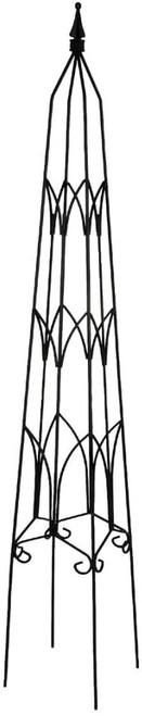 Gardman Gothic Obelisk Black, 60 inch