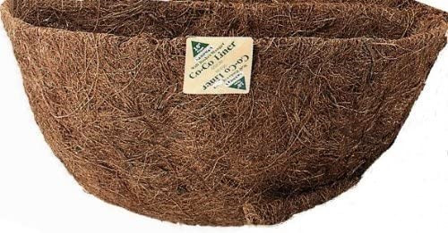 Gardman Manger Shaped/Wall Basket Coco Liner