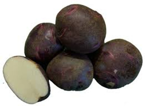 Purple Viking Seed Potato, 5lb