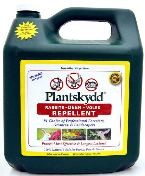 Plantskydd Animal Repellent, 1.32 Gallon