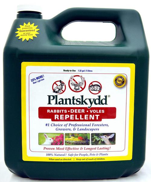 Plantskydd Animal Repellent, 1.32 Gallon