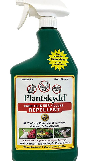 Plantskydd Animal Repellent, 1.06 Qt
