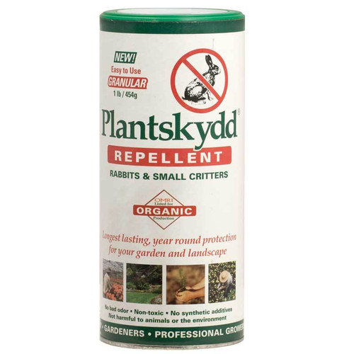 Plantskydd Rabbit & Small Animal Repellent Granular, 1lb