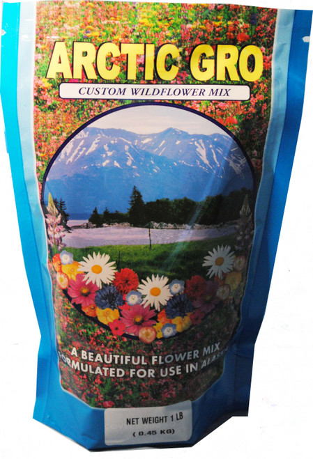 Arctic Gro Wildflower Mix, 16oz