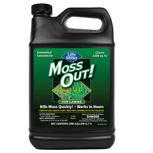 Lilly Miller Moss Out FOor Lawns Concentrate