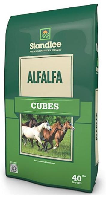 Alfalfa Cubes, 40lb