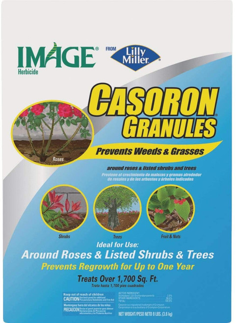 Lilly Miller Image Grass and Weed Control Granules, 8 LB