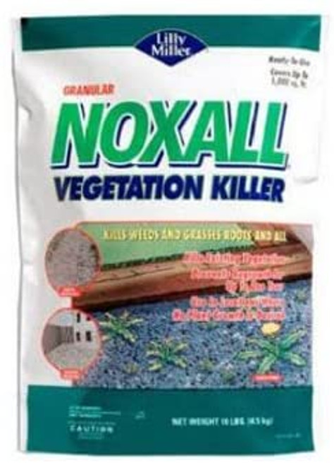 Lilly Miller  Noxall Ready To Use Granular Vegetation and Weed Killer, 10 LB