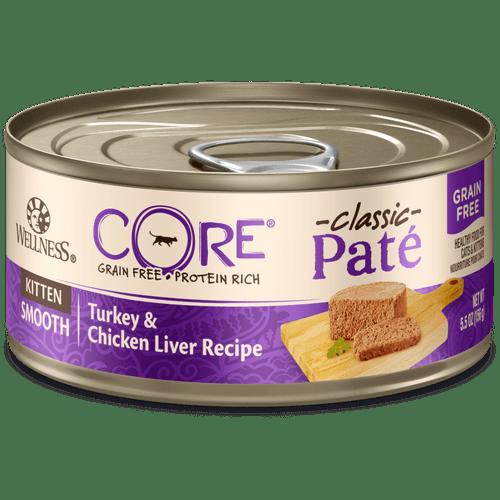 Wellness Core Pate Kitten: Chicken & Turkey, 5.5oz