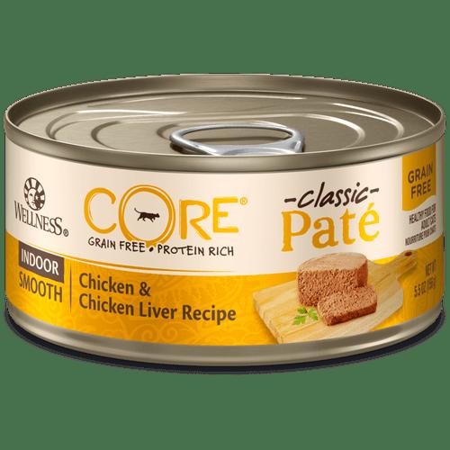 Wellness Core Pate Indoor Chicken & Chicken Liver, 5.5oz