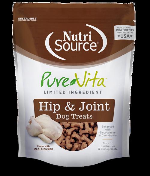 Pure Vita Hip & Joint Treat, 6oz
