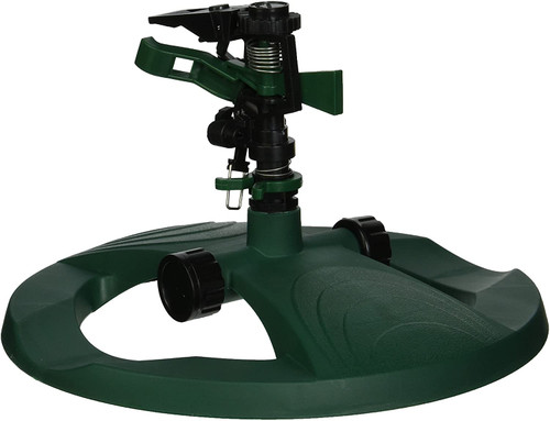 Melnor Pulsating Sprinkler With Weighted Base , 85 ft Diam